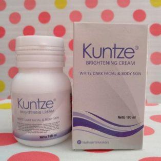 Kuntze Brightening Cream
