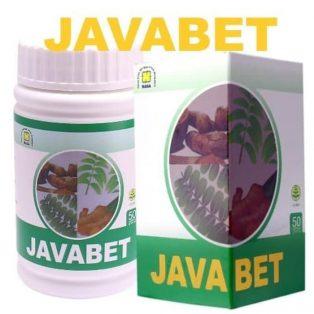 Javabet Obat Diabetes
