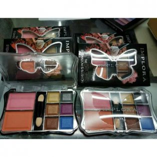 Implora Eyeshadow kupu-kupu