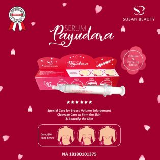 Susan Beauty Serum Payudara