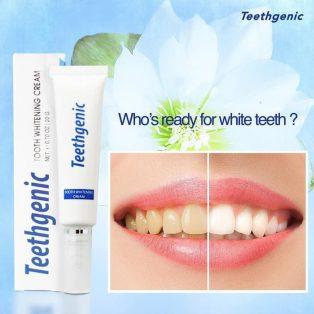 Teethgenic Tooth Whitening Cream