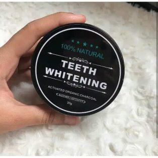 Teeth Whitening Charcoall