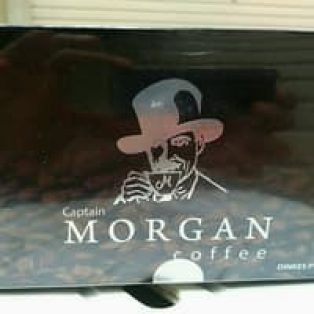 Captain Morgan Coffe