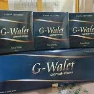 G-Walet Facial Soap