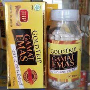 Gamat Emas Gold Trip