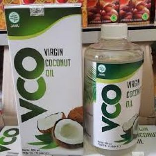 Minyak VCO Virgin Coconut Oil