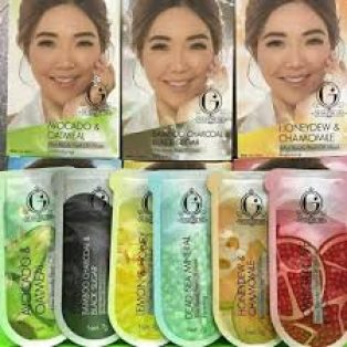 Jual Madame Gie Mini Ready Peel Off Mask