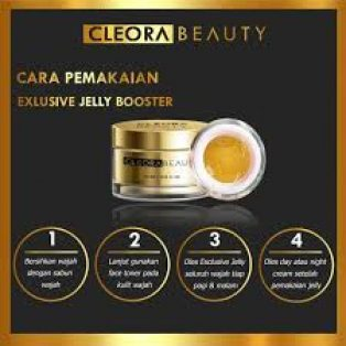 Cleora Beauty Exclusive Jelly Booster