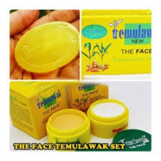 Jual Cream Temulawak The Face BPOM