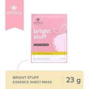 Jual Emina Bright Stuff Essence Sheet Mask