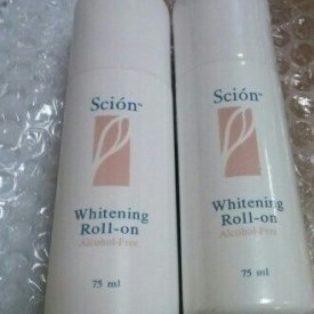 Scion Whitening Roll-On Deodorant