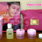 Been Pink Paket Flek Original