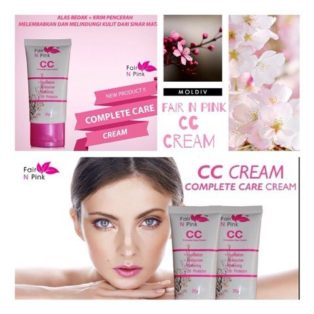 CC Cream Fair N Pink