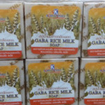Gaba Milk K-Brothers Soap