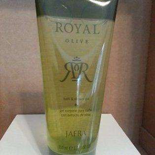 Jafra Royal Olive – Exfoliating Body Scrub