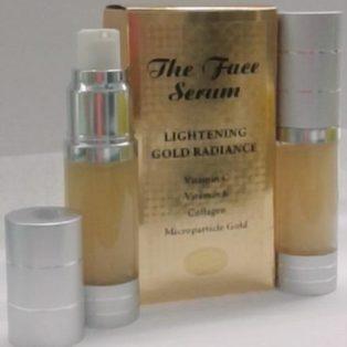 The Face Serum Gold Radiance
