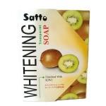JUAL SATTO WHITENING TRANSPARENT SOAP KULIT LEMBUT