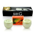 Jual Paket Whitening Cream Baby G Perawatan Wajah