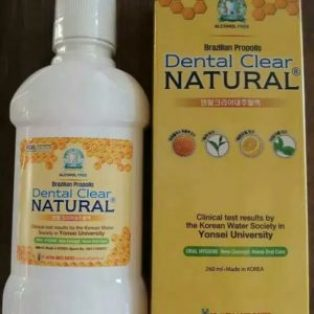 Dental Clear Natural Brazillian Propolis