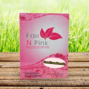 Jual Fair N Pink Drink Minuman Pemutih