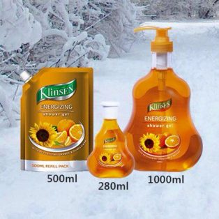 Jual Klinsen Energizing Shower Gel Perawatan Kulit