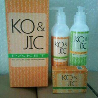 Jual Paket Lotion Ko&Jic Perawatan Kulit