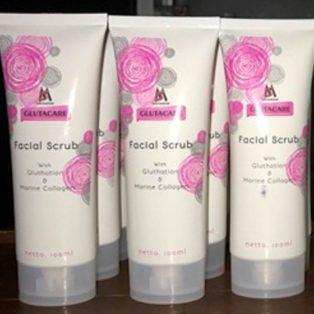 Jual MSI Glutacare Facial Scrub Perawatan Wajah