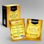 Jual Hanasui Gold Peel Off Masker Wajah BPOM