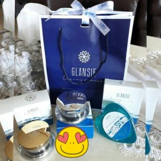 Jual Cream Glansie Luxury Anti Acne Cream Perawatan Wajah