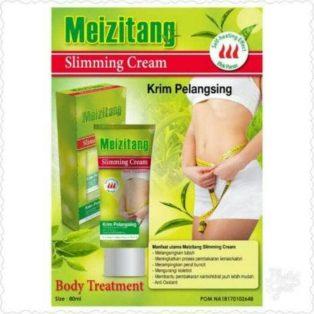 Jual Meizitang Slimming Cream Pelangsing Tubuh