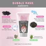 EVERWHITE Charcoal Oxygen Bubble Mask Perawatan Wajah