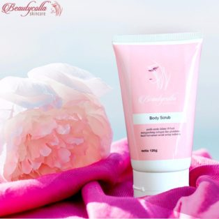 Jual Body Scrub Beauty Colla Perawatan Tubuh