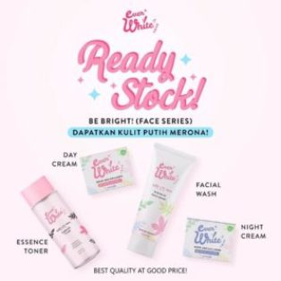Jual Everwhite Be Bright Face Series