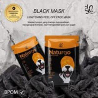 Jual Masker Naturgo Black By SYB Perawatan Wajah