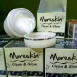 Jual Moreskin Clean And Glow Cream Perawatan Wajah