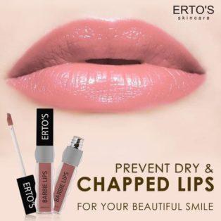 Jual ERTO'S Barbie Lips Kosmetik Bibir