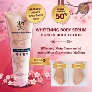 SYB Whitening Body Serum