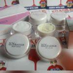 Cream HN Platinum Paket Perawatan Wajah