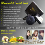 Black Walet Facial Soap Sabun Kecantikan dan Kesehatan