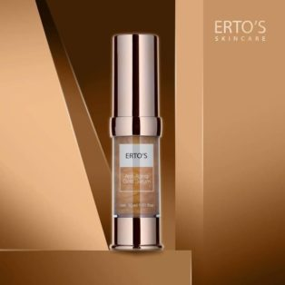 Ertos Anti Aging Gold Serum Anti Penuaan Wajah BPOM