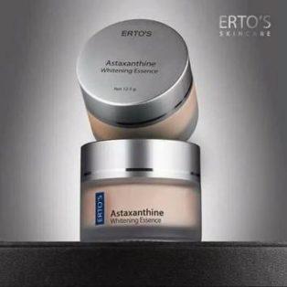 Ertos Astaxanthine Cream Pencerah Wajah BPOM