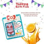 Topping Balm Plus by The Body Culture
