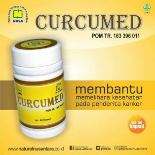 Curcumed Obat Herbal Pencegah Kanker