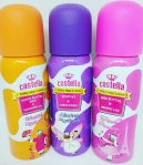 Castella Milk Body Lotion Spray Original BPOM