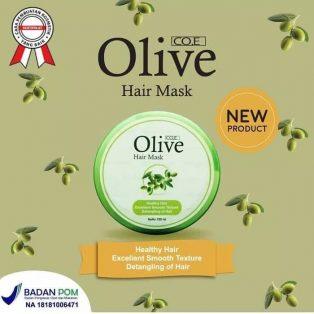 Olive Hair Mask/Masker Rambut