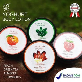 SYB Yoghurt Body Lotion