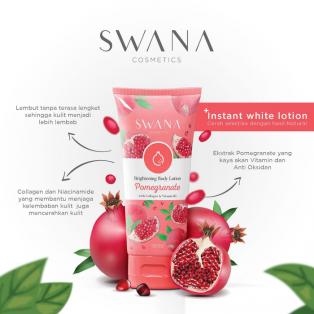 Swana Body Lotion Pomegranate