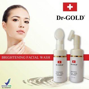 DR Gold Facial Wash Treatment