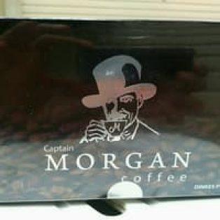 Captain Morgan Coffe