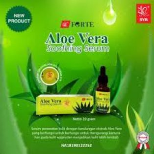SYB Forte Serum Wajah Aloe Vera